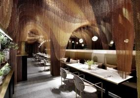 金色的殿堂 | 上海'爱搽'餐厅