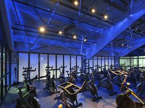 许建国 - 金仕堡健身会所设计