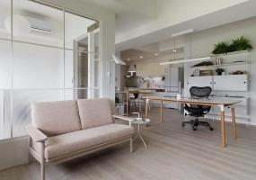 November Design | 白色公寓威尼斯娱乐平台