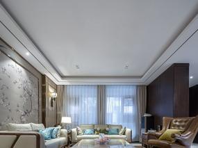 中式设计 l 典雅灵动新中式别墅