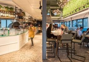 可持续发展的绿植餐厅 | Cepezed