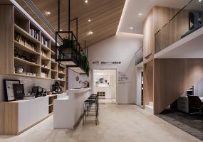 元图设计 l 欧派集团·展厅装修设计