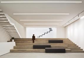 名艺佳设计 l 保利金融城艺术展厅