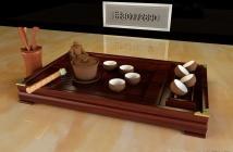 【3D精品】21个中式奢华精品套装模型(含材质)