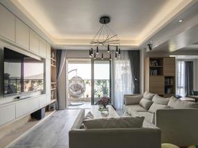此心安处 l 现代简约·住宅装修设计