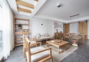 陌上设计 ▏新中式家居风格