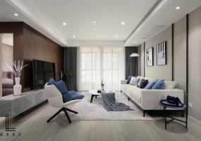 禄本设计 l 芜湖·华仑港湾住宅装修设计