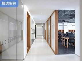设计案例:办公空间设计精选