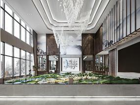 全筑第一设计分院 | 中建《昭山·印象》营销中心