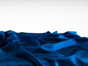 #技能练习#【第5期】丝绸材质表现