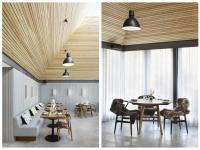 英国伯克希尔郡Woodspeen餐厅----独享自然风光