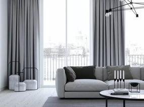 掌握窗帘的选购搭配方法,给你一个更美的家~