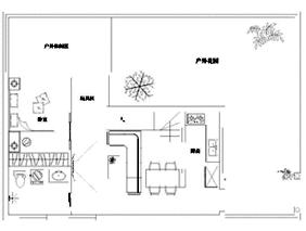 #户型优化#18号作品:174平方复式带花园【死海里的鱼X】