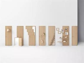 日本 Nendo 设计工作室用七扇门打开你的创意法门