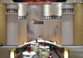 现代中式 l 白酒文化展厅装修设计