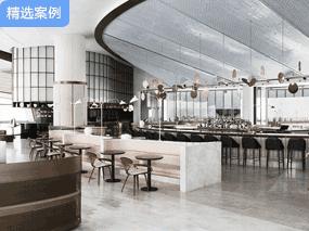 Alexander &CO | Sean Connolly餐厅装修设计