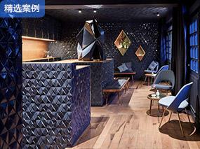酒吧设计 I 艺术生活一家非同凡响的餐饮空间设计