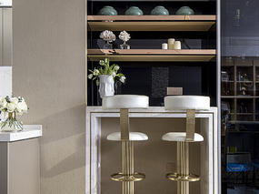 壹零空间设计住宅案 — 用灵感,唤醒轻奢生活之美