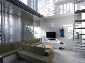 [公寓] 小空间大智慧 | 东京 OVULE住宅
