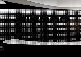 武汉创意办公室展厅装修设计