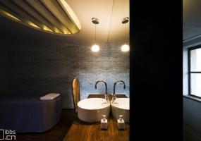 老洋房改造 l 上海Super Sense 美容院