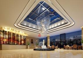 古典高档酒店装修设计表现