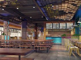 【设计灵感】多元化餐饮空间设计