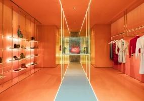 壹阁设计 l 鹭岛国际展厅装修设计