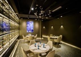 高雅奢华的工匠之心 | AMBER琥珀餐厅