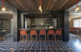 墨西哥Mezcal酒吧装修设计
