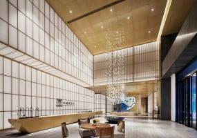 邱春瑞设计 - 深圳绿景红树湾一号销售中心