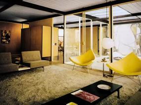 潮流兴复古:你还没见过国外七十年代的室内设计